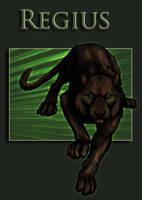 Regius the Tiger by TheTyro