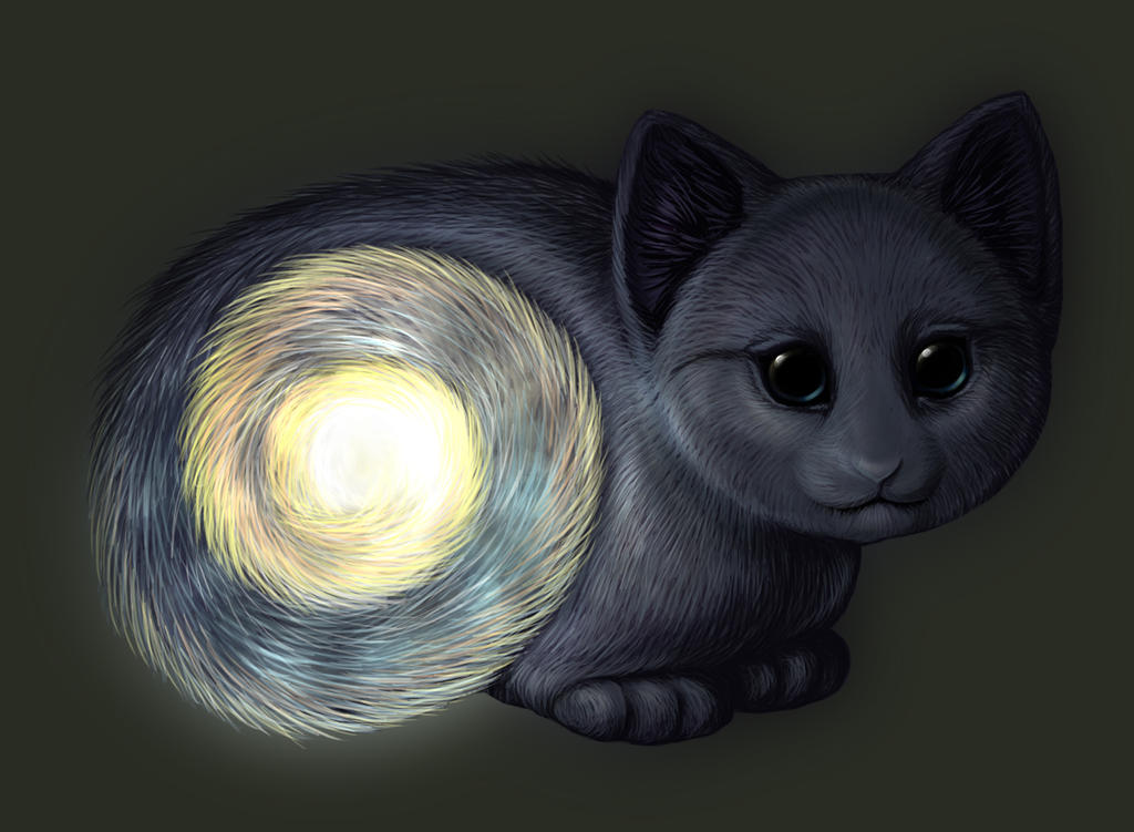 Space Kitten by TheTyro