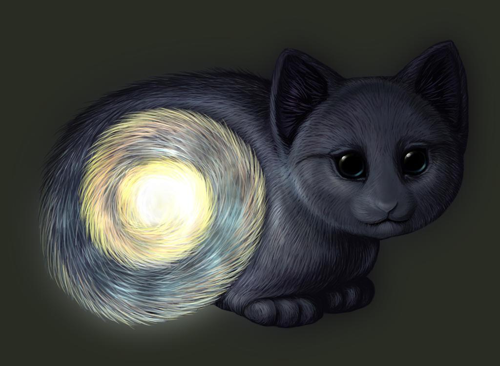 Space Kitten by TheTyro
