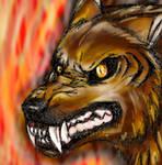 The Demon Wolf
