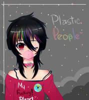 PlasticPeople by AlfredaBonDraw