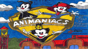 Animaniacs 20th Anniversary Tribute by AuronTsubaki1985