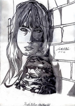 Kristen McGuire (Actress  Manga Artist)