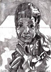 Cicely Tyson (Actress) by AuronTsubaki1985