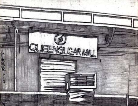 Queen Sugar Mill (Exterior)