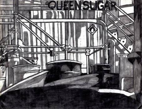 Queen Sugar Mill (Interior)