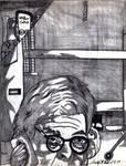 The Assassination Of Jeffrey Epstein by AuronTsubaki1985
