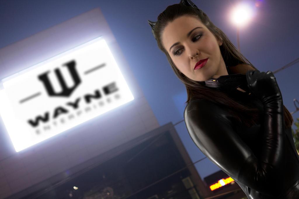Batman: Dark Knight Rises - Catwoman Cosplay 02 by ...