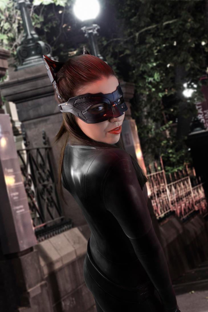 Batman: Dark Knight Rises - Catwoman Cosplay 04 by ...
