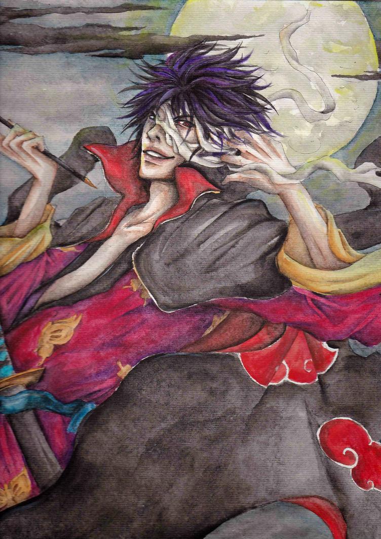Hidden power :P by BloodAyuki
