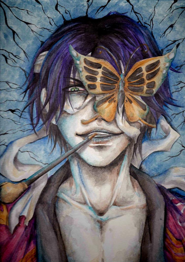 Shinsuke by BloodAyuki