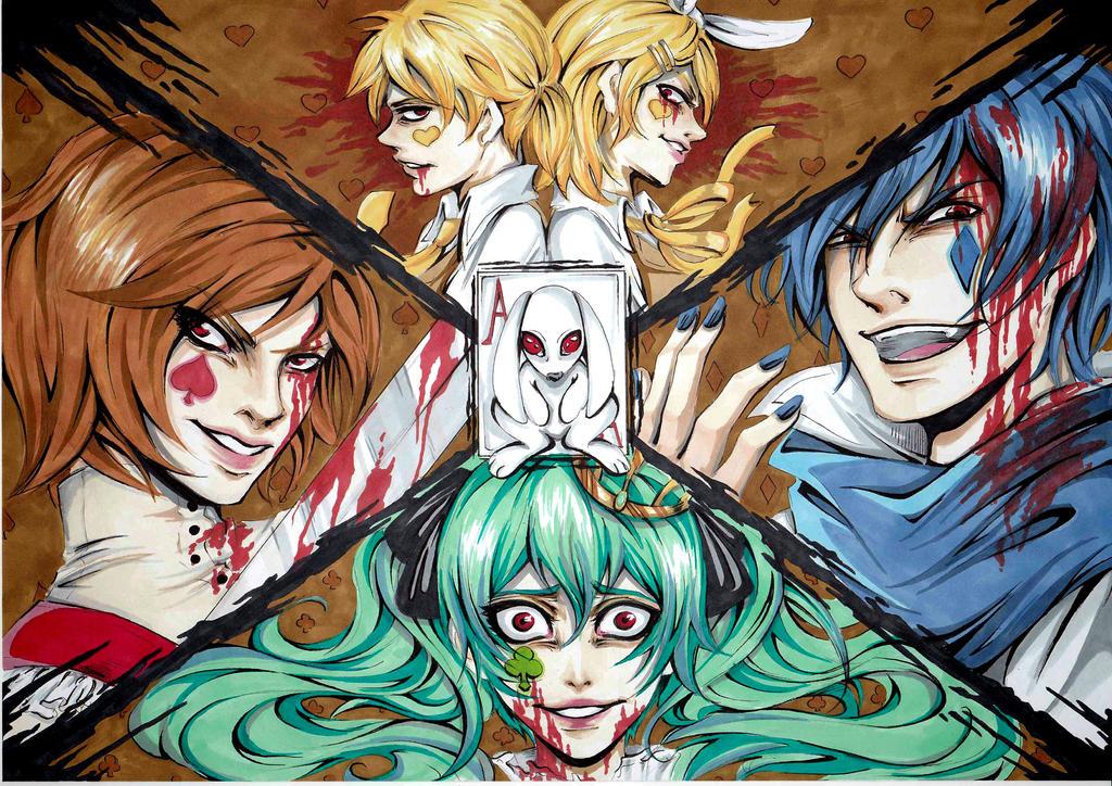 Alice of human sacrifice by NestOfAyuki