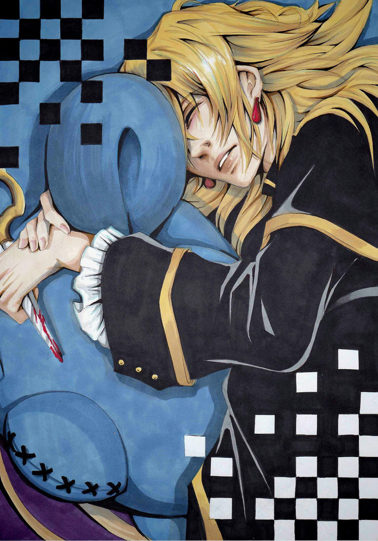 Dormouse by BloodAyuki