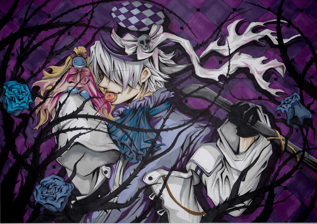 Mad Hatter by BloodAyuki