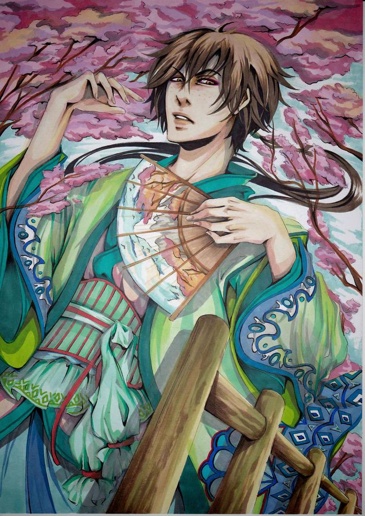Sakura by BloodAyuki