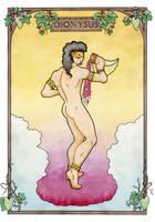 Dionysus by Vojageyr