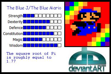 BlueMario's Profile Picture