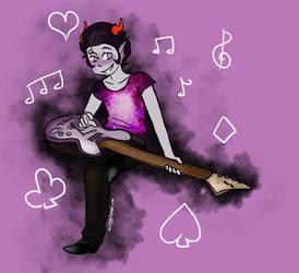 musical genius by SiggyKuu