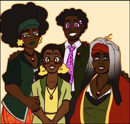 Jo's Family by SiggyKuu