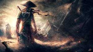 Warrior of eclipse