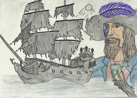 Barbossa by Noxsik2012