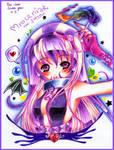 ::Kei-chan loves you:: by MroczniaK