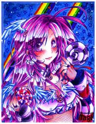 ::Ceci The Lollipop Queen:: by MroczniaK