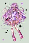 + Charming Purple + by MroczniaK