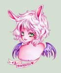 bun-bun-bunny :3 by MroczniaK