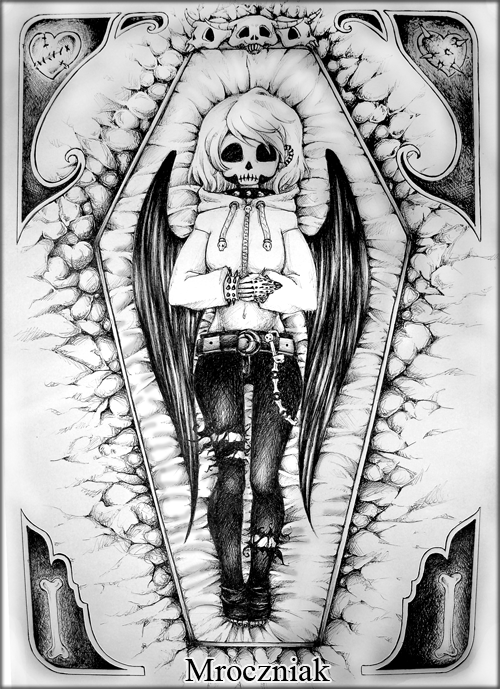 + Coffin + by MroczniaK