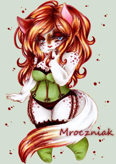 .Cheshiresphynx. by MroczniaK