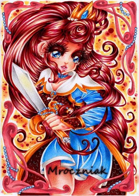 ..:: Sailor Elpis ::.. by MroczniaK