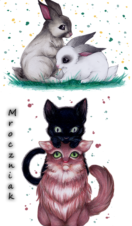 ..::Lovely Pets::.. by MroczniaK
