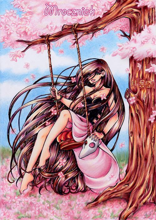 ..::Sakura::.. by MroczniaK