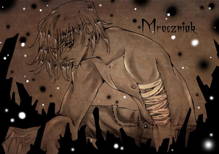 Daemon boy by MroczniaK
