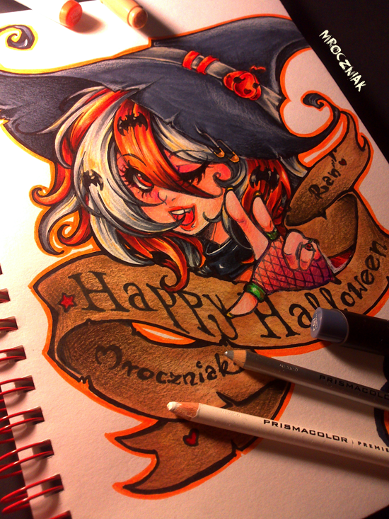 + Happy Halloween + by MroczniaK