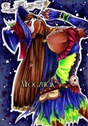 ..:: Voodoo Girl ::.. by MroczniaK