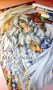 + White Angel +