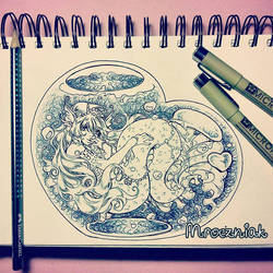 + Mermaid Ran + by MroczniaK