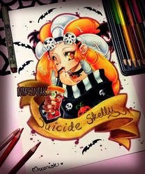 + Suicide Skelly + by MroczniaK