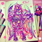 .... Pink Lollipop Princess ....