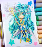 ~ Chibi Star Guardian Soraka ~