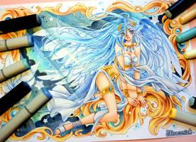 ~+~ Wind Goddess ~+~ by MroczniaK