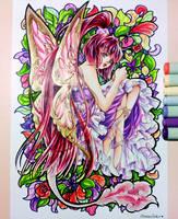Tiffany's butterfly by MroczniaK