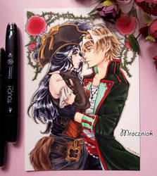 Pirate Love by MroczniaK