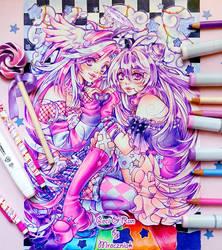 ..::Purple Friendship::..