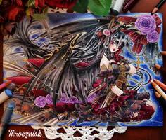 +++ Vampire Queen +++ by MroczniaK