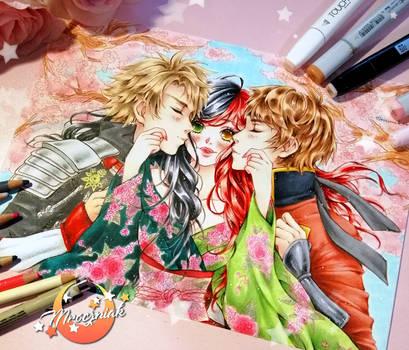 + Double Kiss +