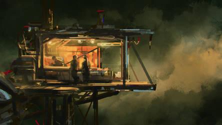 Amar's Bar by MokaN9