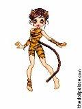 Tarzan's daughter, Janet by jahendrick